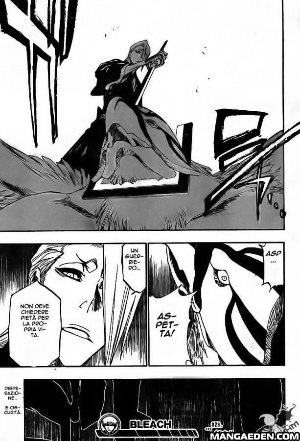 Manga Bleach - Chapter 323 - Page 20
