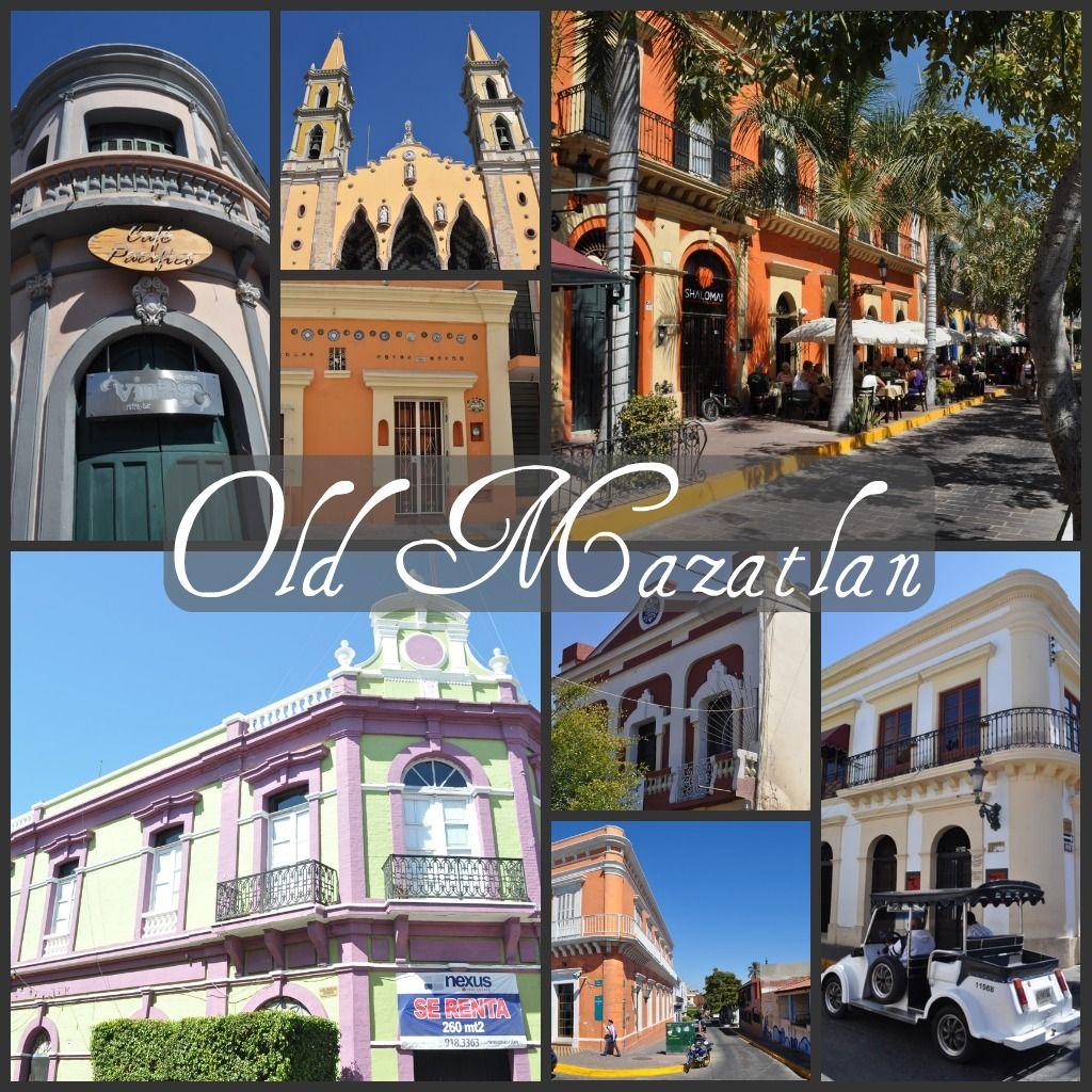 Old-Mazatlan-Picnik-collage.jpg (1024×1024)   Mazatlan, Mazatlan méxico,  México