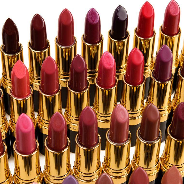 REVIEW: Revlon Super Lustrous Glass Shine Lipsticks
