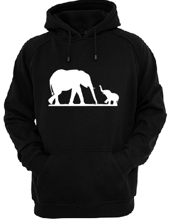 6e2effe1e590 Elephant Baby · Mother And Child · Young Man · Shoda's Tee's and Gifts  Hoodie $25.00 Tshirt $19.95 #love #tshirt #shirts #custom