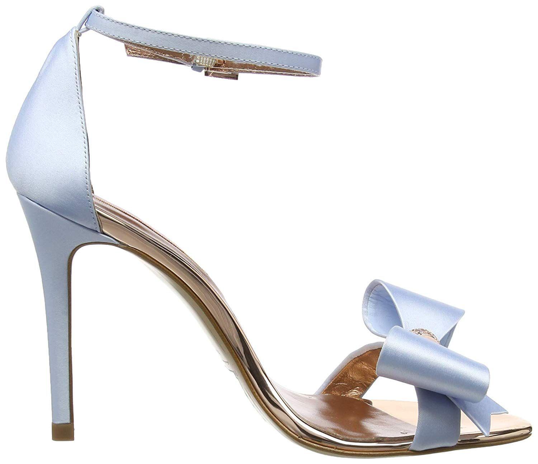 81640a6d66a5 Ted Baker Women s Bowdalo Open Toe Sandals  Amazon.co.uk  Shoes ...