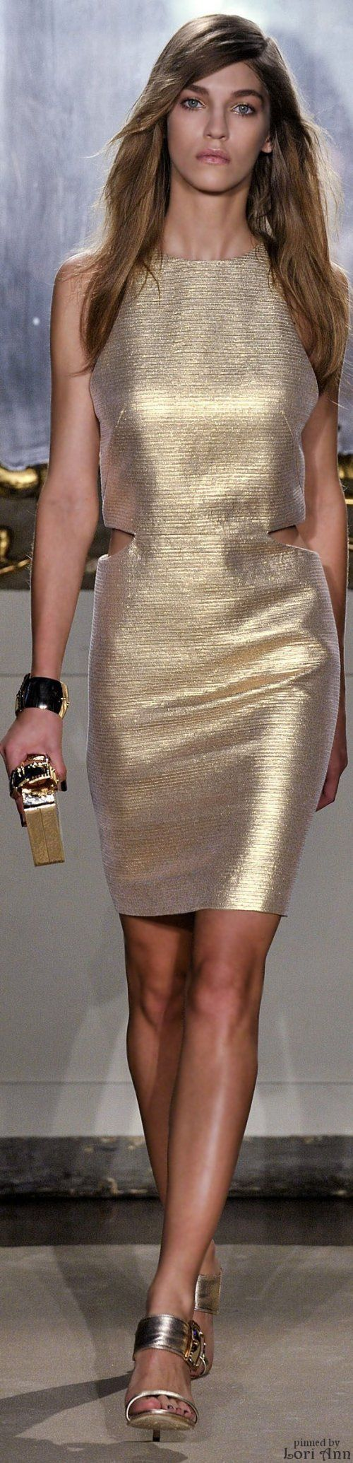 Gold Rush #fashion #inspiration #trend #fall #winter #summer #spring #pantone #frühjahr #sommer #herbst #style #outfit #ootd #filizity