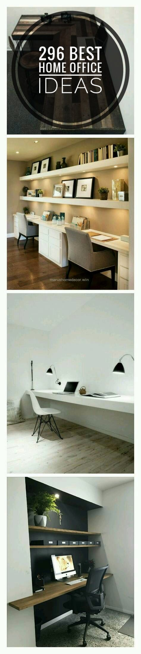 home office ideas 7 tips. 7 Tips To Make Youre Home Office Comfortable #workingplace #creative Ideas R