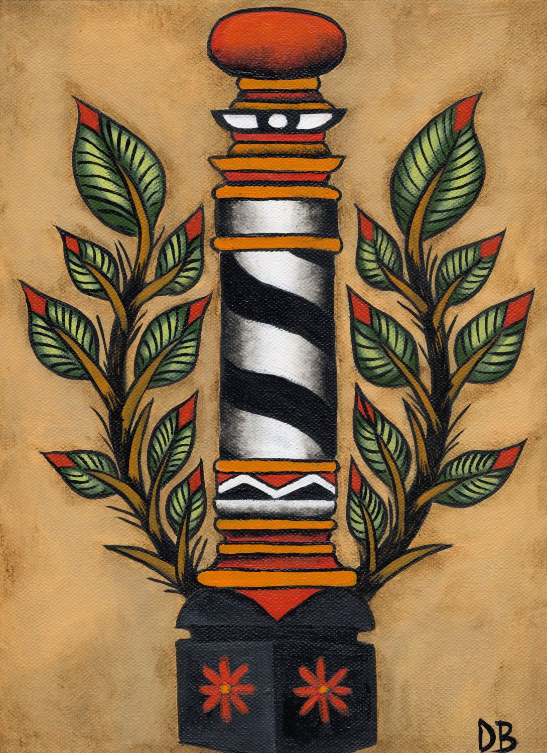 barber pole | Style Pt. VI: Ink | Pinterest | Tattoo, Life ...