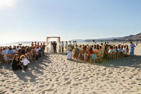 Seaventure Resort Provides Wedding Ceremony Reception Venue Rehearsal Dinner Location In California Santa Barbara Ventura San Luis Obispo