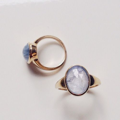 #new #sapphire #rosecut #ring #14k #gold #rings #valejewelry