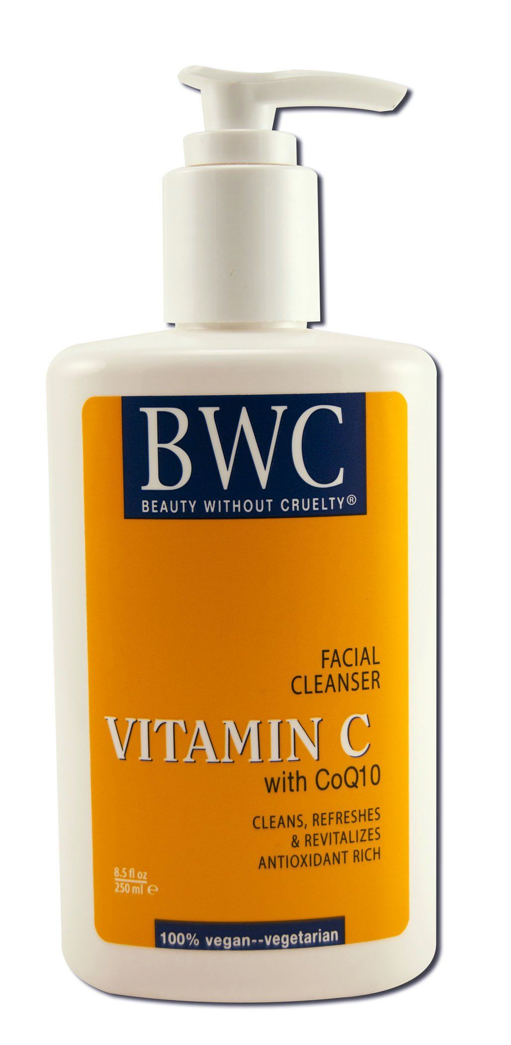 Beauty Without Cruelty Facial Cleanser Vitamin C With Coq10 Gentle Enough For Daily Use And For Beauty Without Cruelty Facial Cleanser Organic Facial Cleanser
