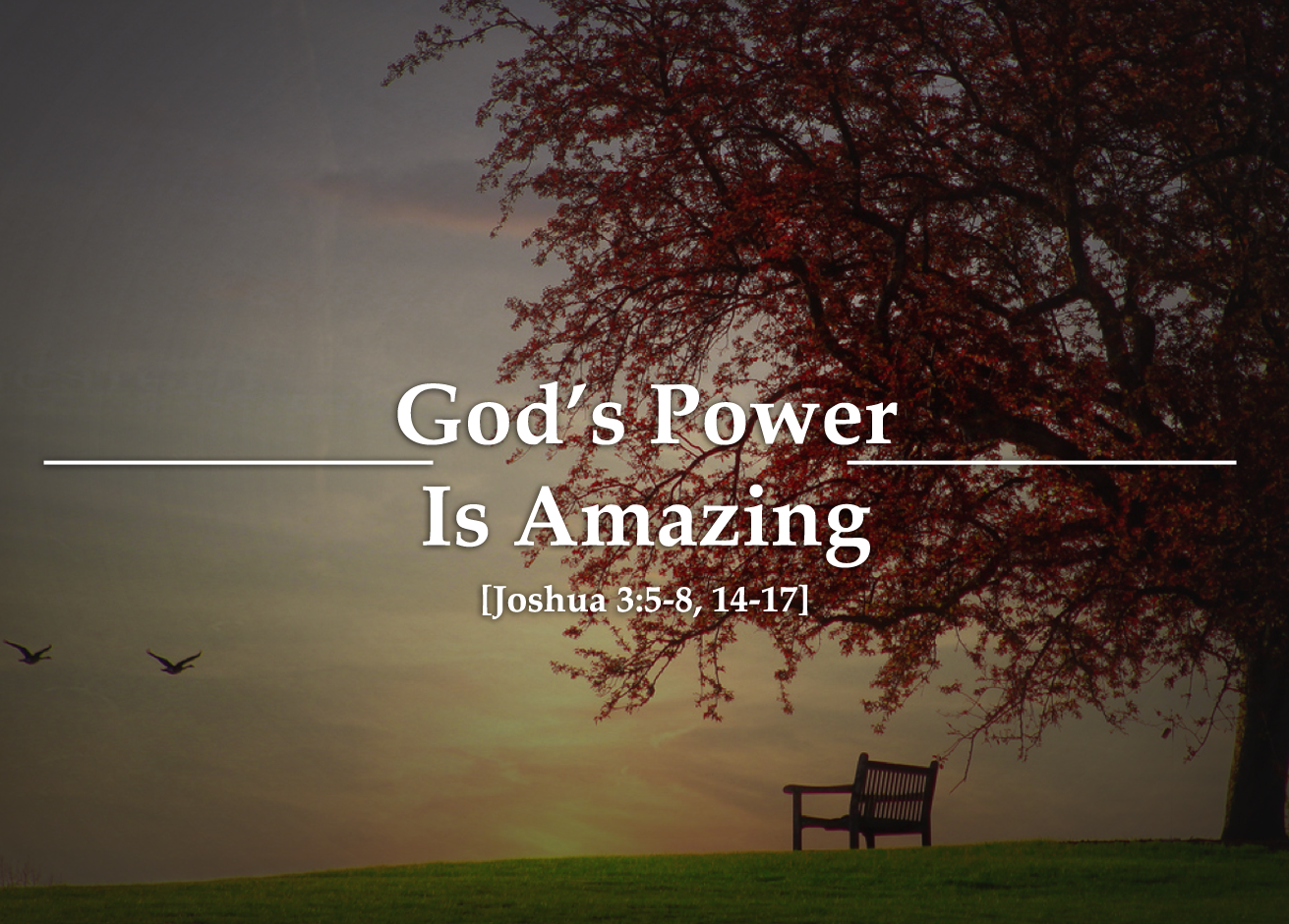Gods Power Is Amazing More at http://ibibleverses.com ...