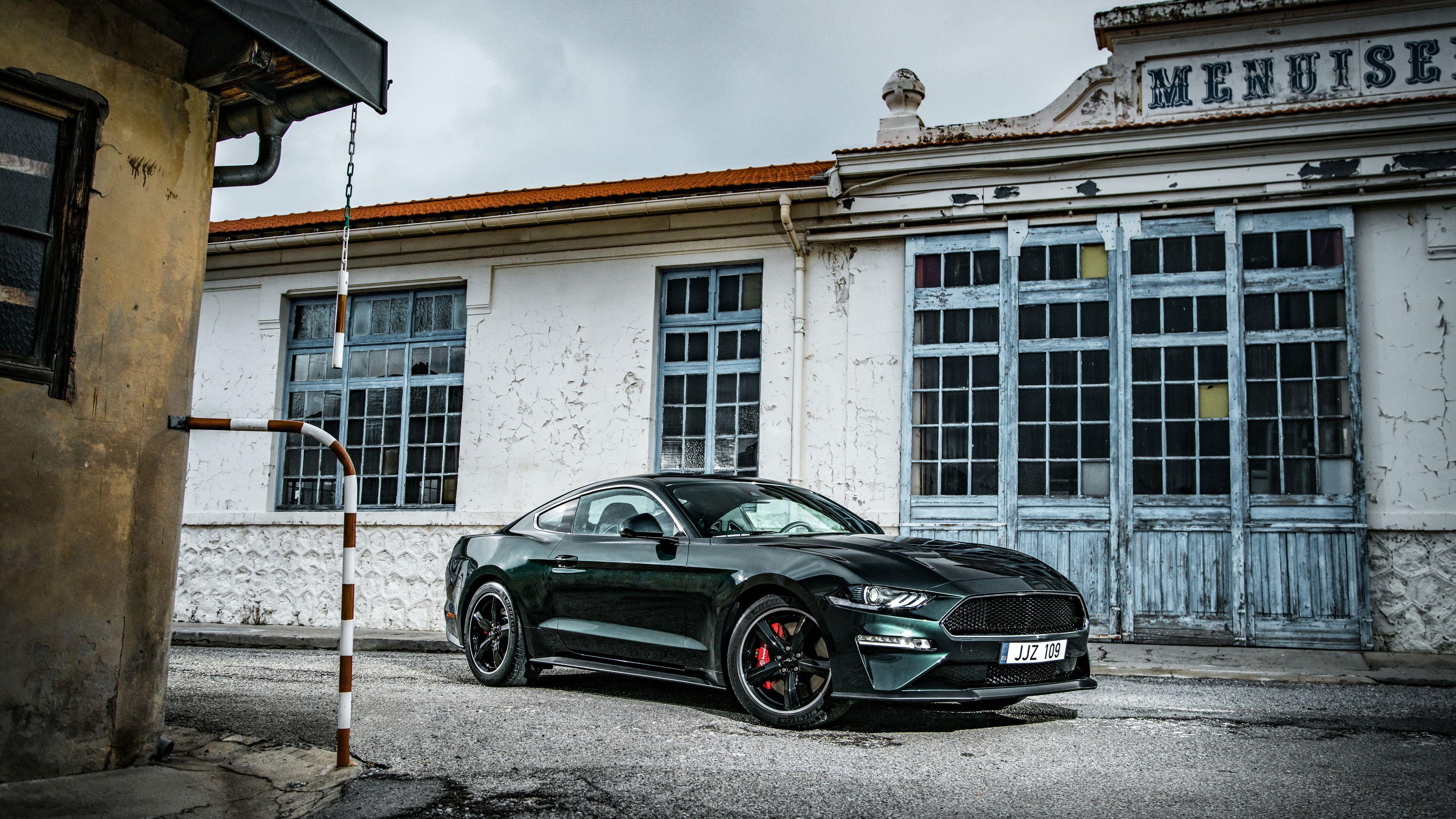 Wallpaper 4k 2018 Ford Mustang Bullitt 4k 2018 Cars Wallpapers 4k