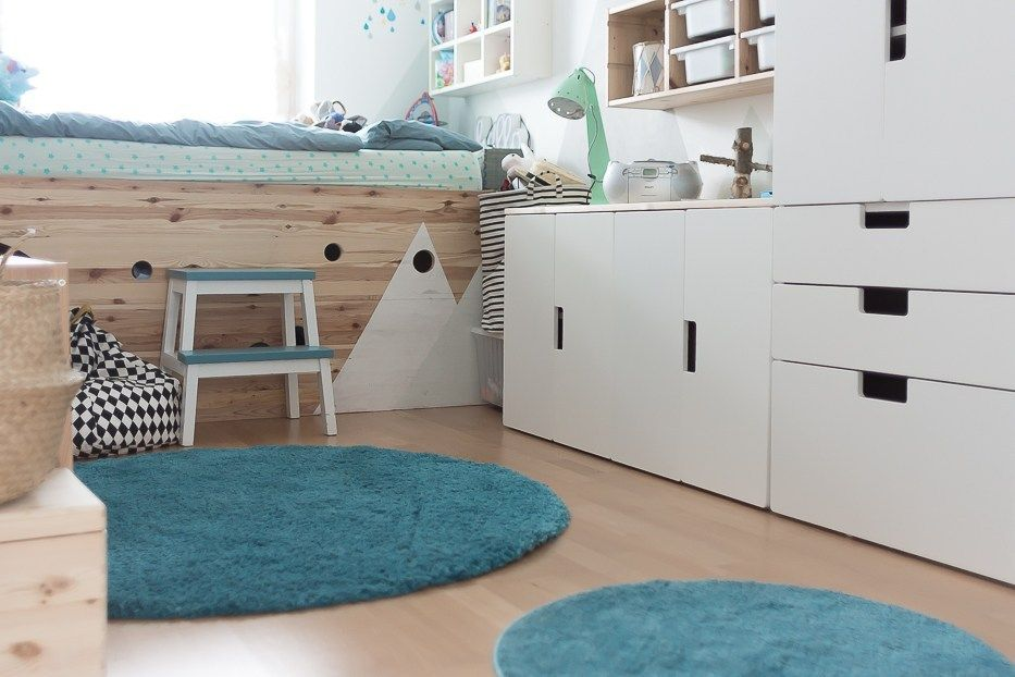 Ordnung im Kinderzimmer (mit Bildern) Kinderzimmer