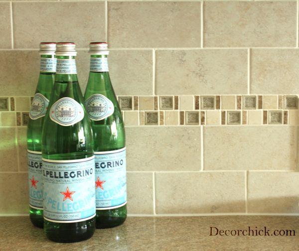 Subway Tile Design New house Style Pinterest - küche fliesenspiegel verkleiden