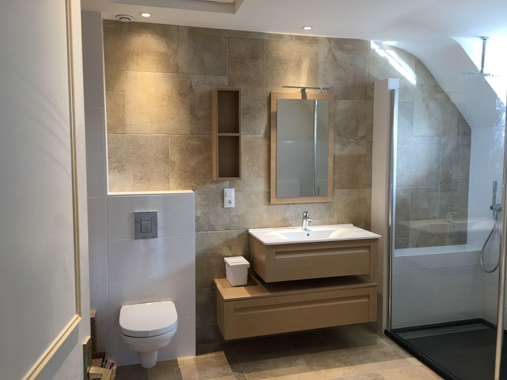 Carrelage Salle De Bain Vert Emeraude ~ douche salle de bain toilettes carrelage fa ence r novation r alis