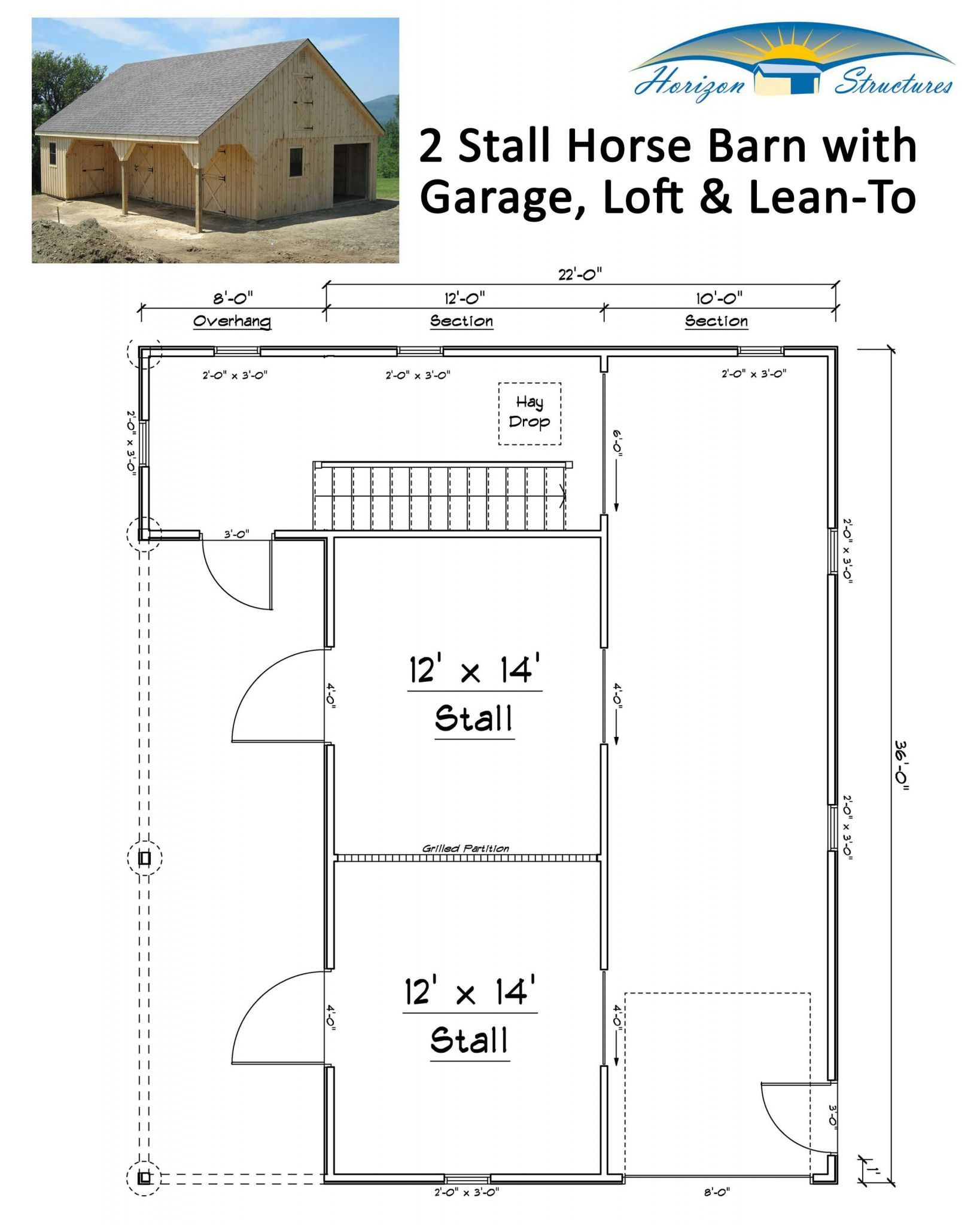 Washington State Approved House Plans Small Horse Barns Horse Barn Plans Horse Barns
