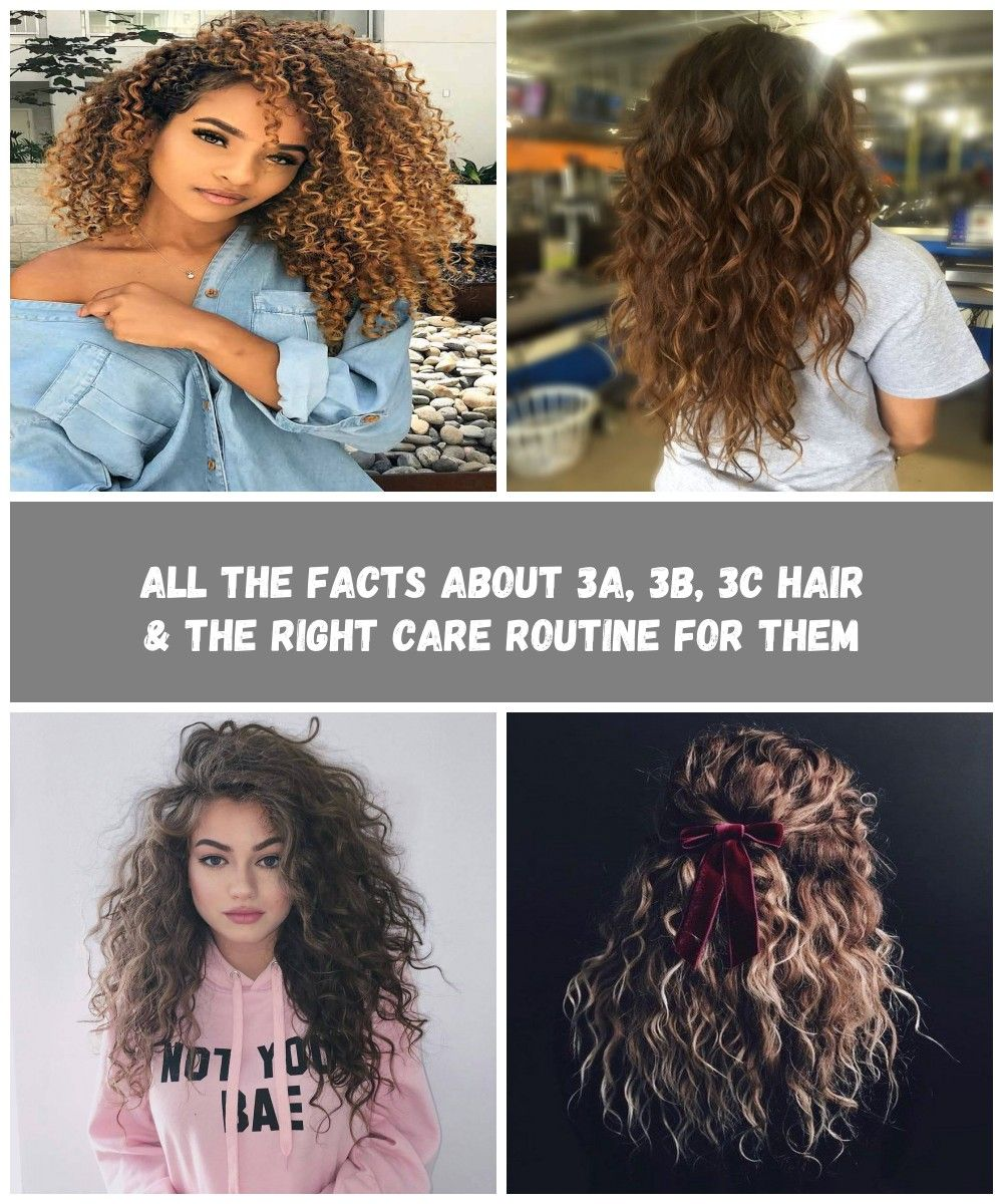 All The Facts About 3a 3b 3c With Images Hair 3c Hair Hair