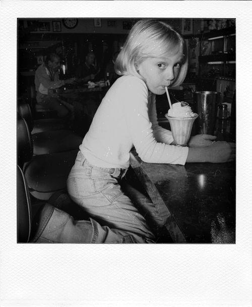Dakota Fanning. Everyone swears I looked like her twin when I was really little.