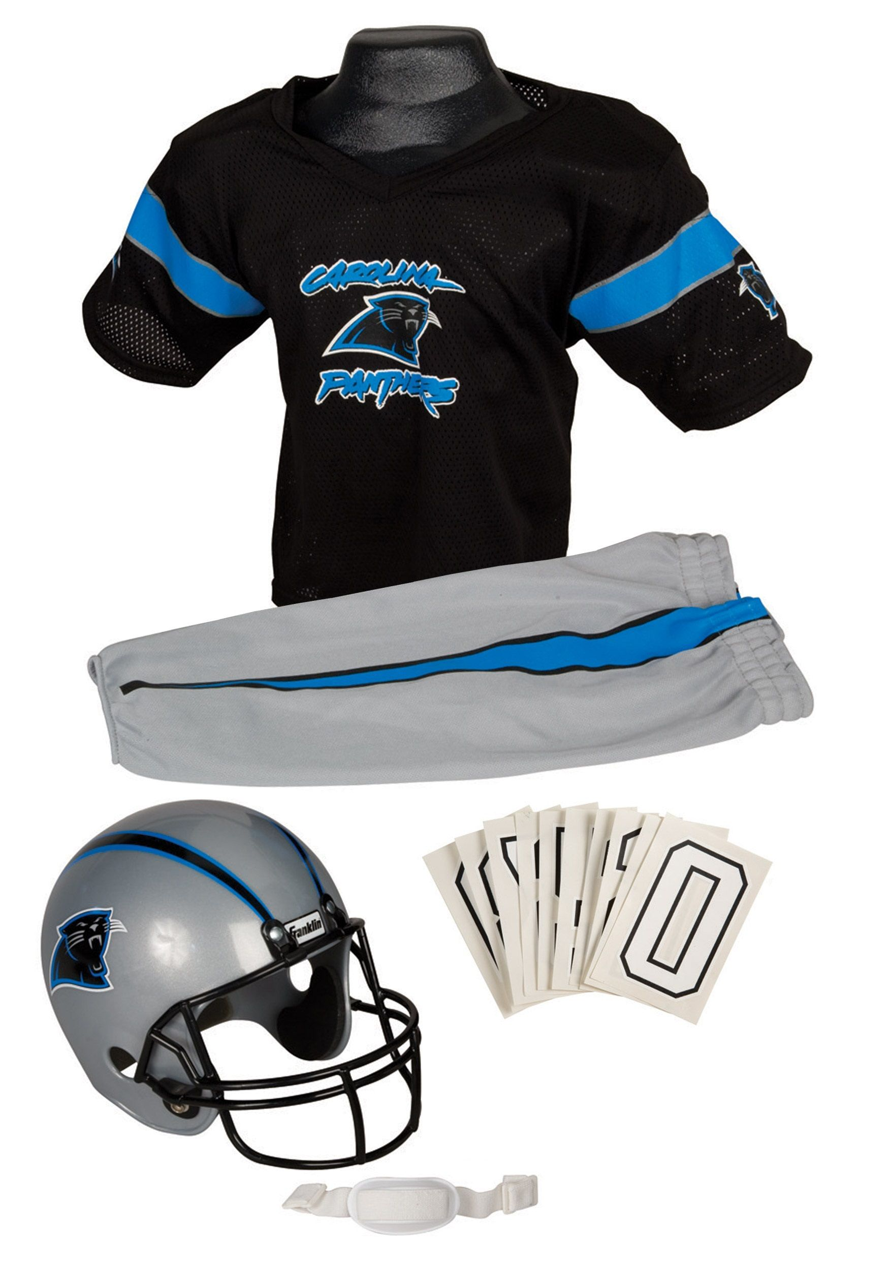 NFL Panthers Uniform Costume  60b0e4ed4