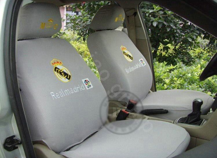 Phenomenal 119 99 Futbol Club Real Madrid Universal Auto Car Seat Beatyapartments Chair Design Images Beatyapartmentscom