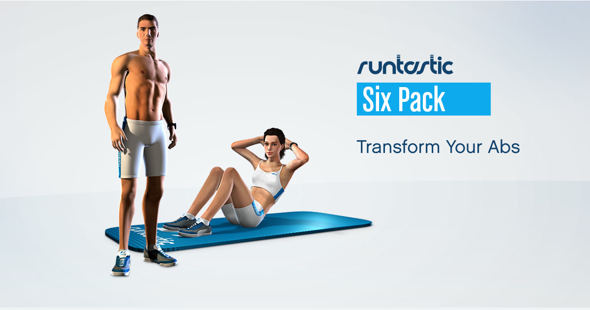 Free app Get ripped with Runtastic Six Pack, your