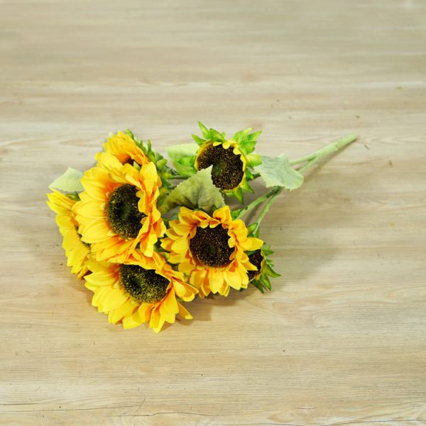Artificial Sunflowers In Bulk Amazing Flowers Flowering Vines Artificial Flowers