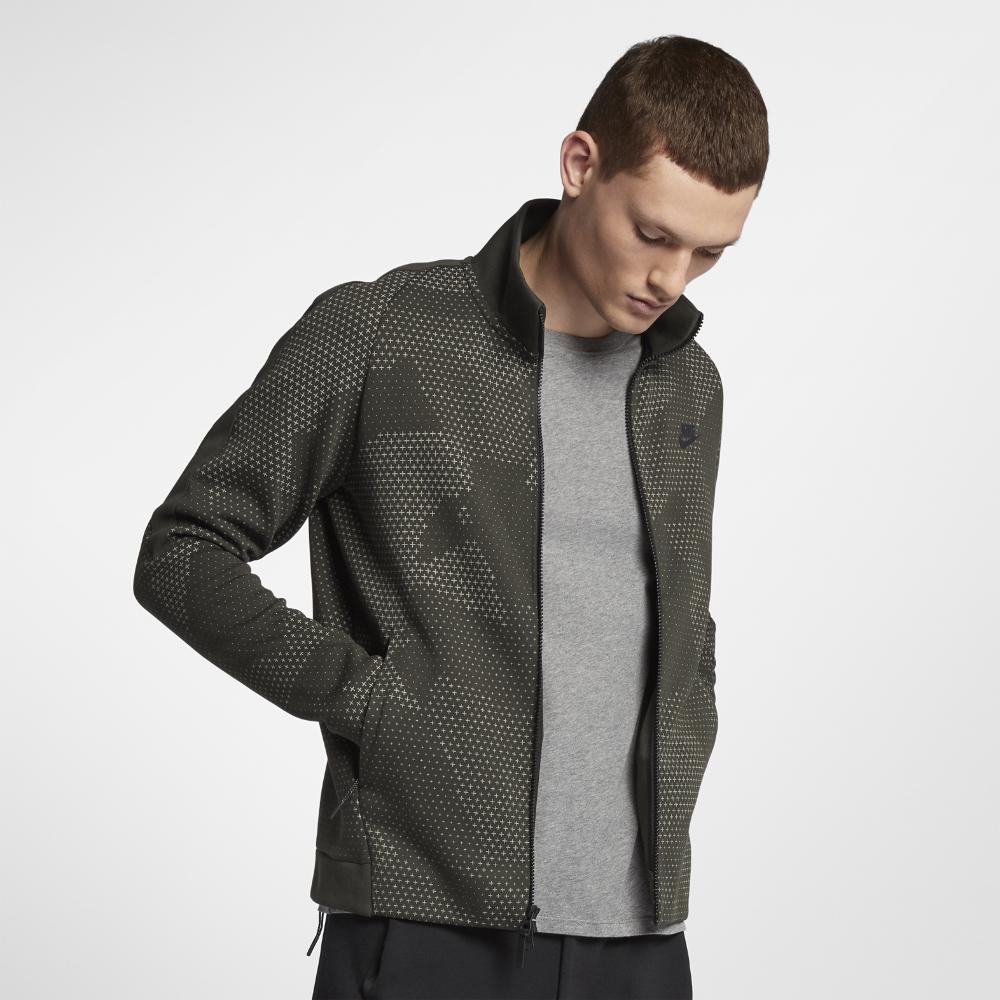 Nike Sportswear Tech Fleece Men's Jacket Size Medium