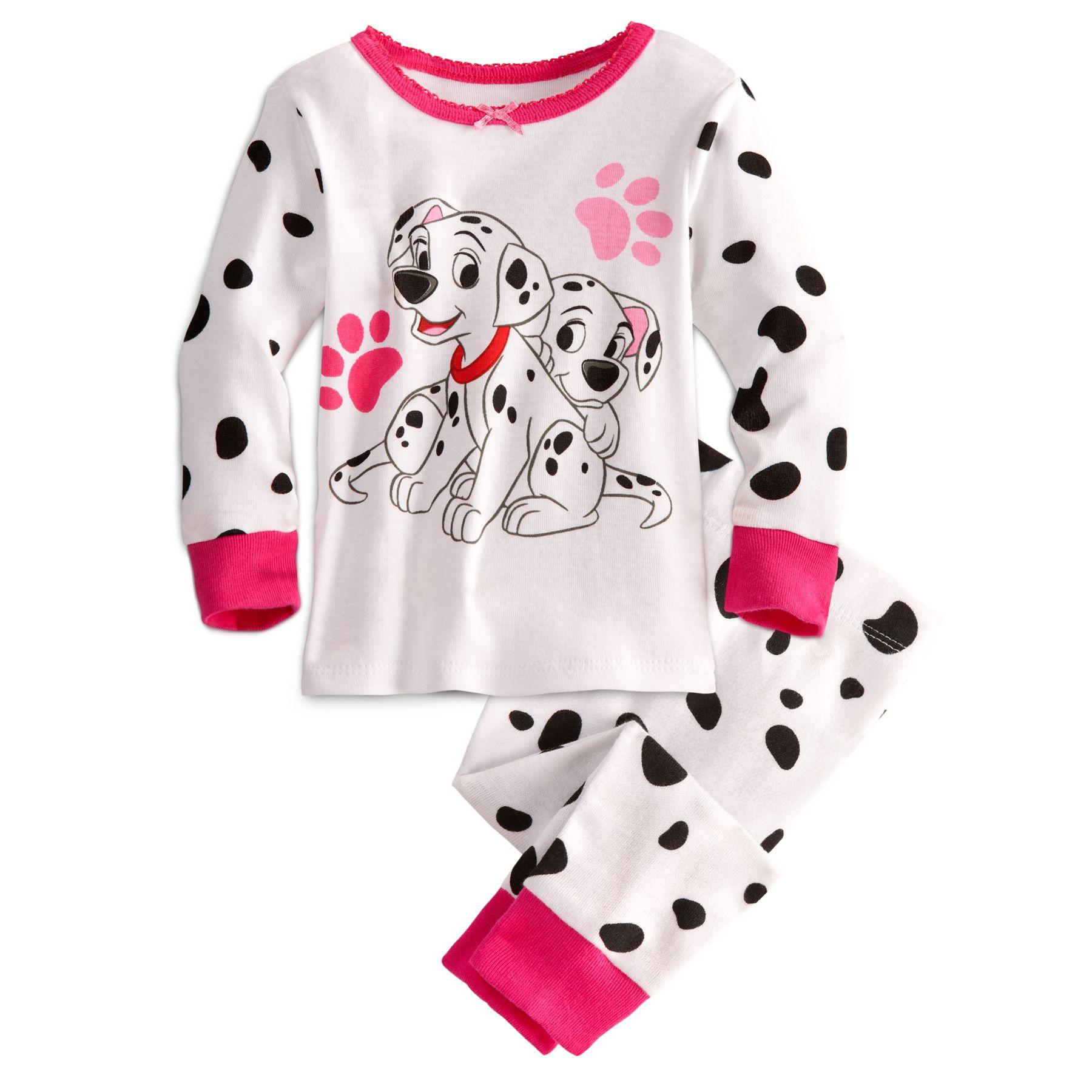 f37d1d476 101 Dalmatians PJ Pal, Pink Paws Girls Pjs, Kids Outfits Girls, Baby Girl