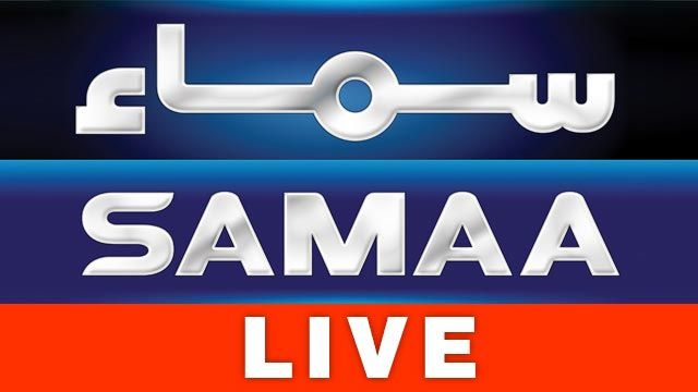 Watch Samaa News Live Streaming tv channels, Free online