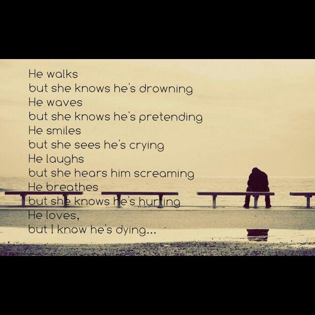 Heart Of A Broken Man...