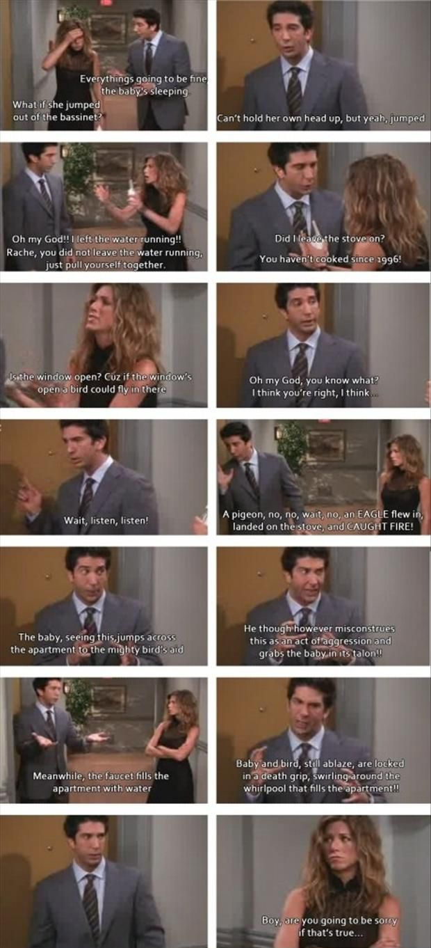 Small Of Friends Show Quotes
