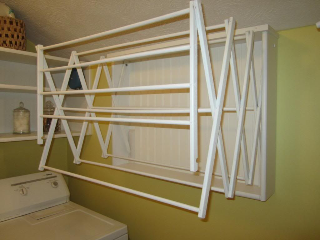 Wall Mounted Clothes Drying Rack New Furniture Designs
