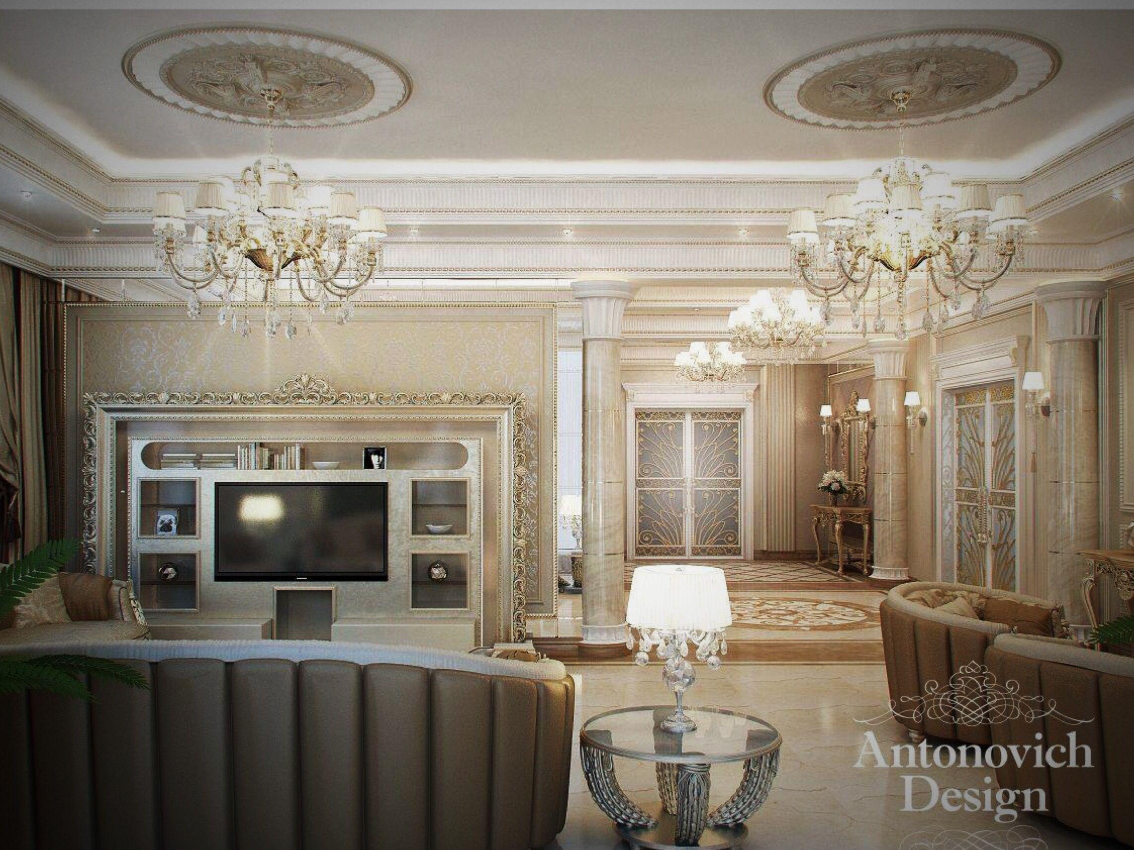 Antonovich design create a Classic and luxury home living ...