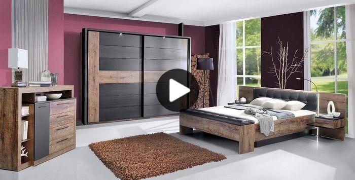 Wardrobe Bellevue 270 x 210 cm oak plastic