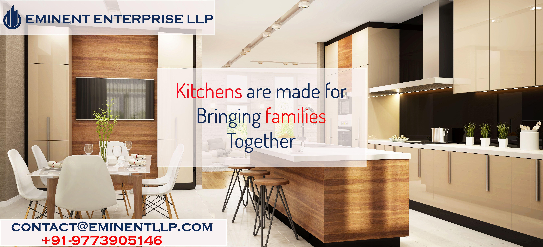 Kitchens Are Made For Bringing Families Together  #interiordesign Best Designer Kitchen Inspiration Design