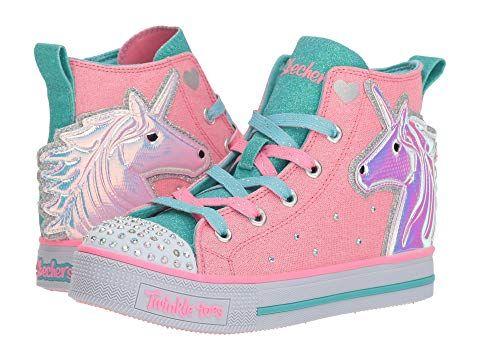 0836b142ef Unicorn Light Up Shoes for Ava size 9