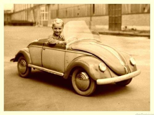 Little Hebmuller VW