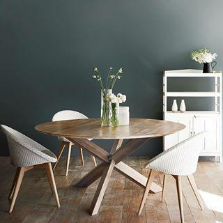 Originals Furniture Pte Ltd Round Dining Table Modern Circular
