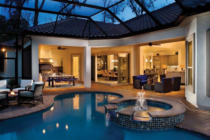 #ARHomes St Augustine Luxury Designer Home Photo Of Model