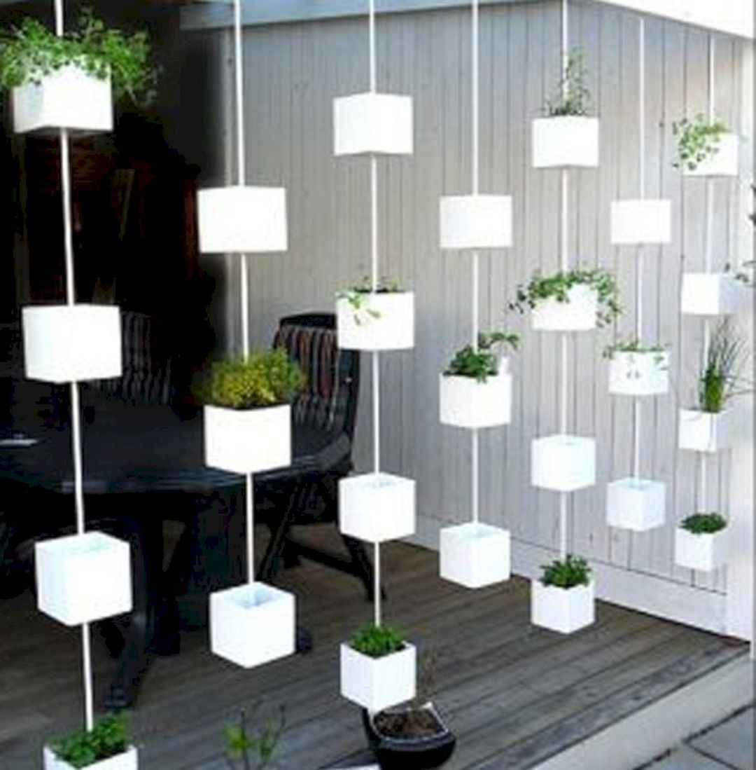 32 Incredible Hanging Garden Ideas For Your Garden Inspiration is part of Hanging garden, Garden inspiration, Hanging herbs, Interior garden, Indoor garden, Hanging herb garden - There are so many DIY creative ideas on how to make a practical hanging garden, you just need to find one that will suit your space  In the gallery below, we have chosen the most interesting DIY id…