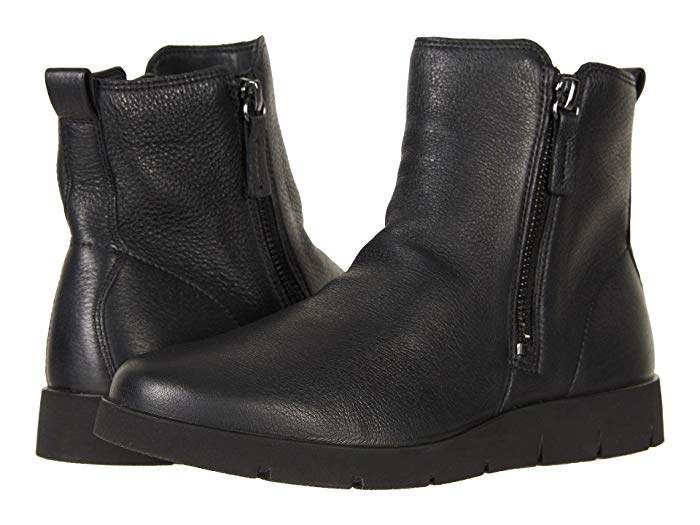 Ecco Bella Zip Boot   Boots, Shoes boots ankle, Mens boots