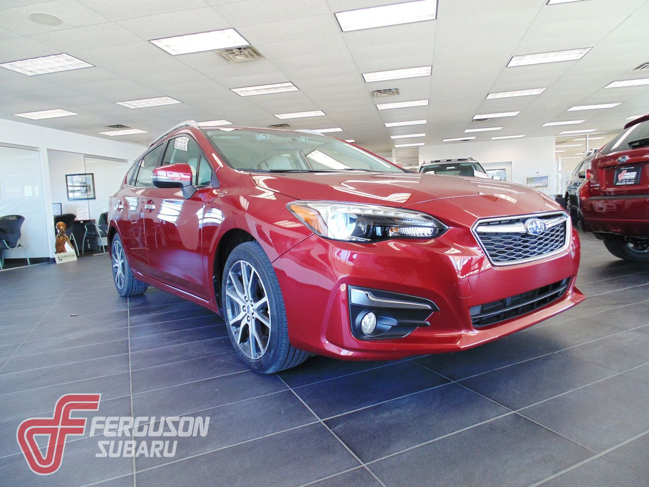 2017 Subaru Impreza Subaru Impreza Subaru Impreza