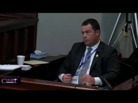 Ross Harris Trial Day 15 Part 2 (Detective Stoddard Testifies) 10/26/16
