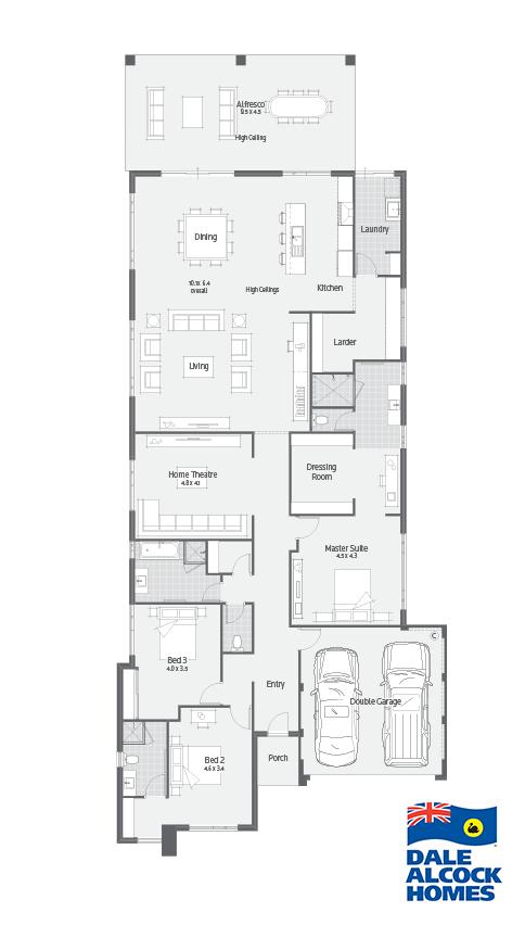 New Home Designs Perth Nine I Dale Alcock Homes