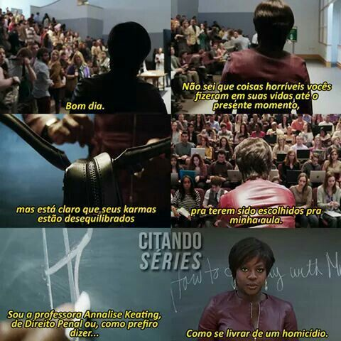 How To Get Away With Murder 0 Pinterest Frases E