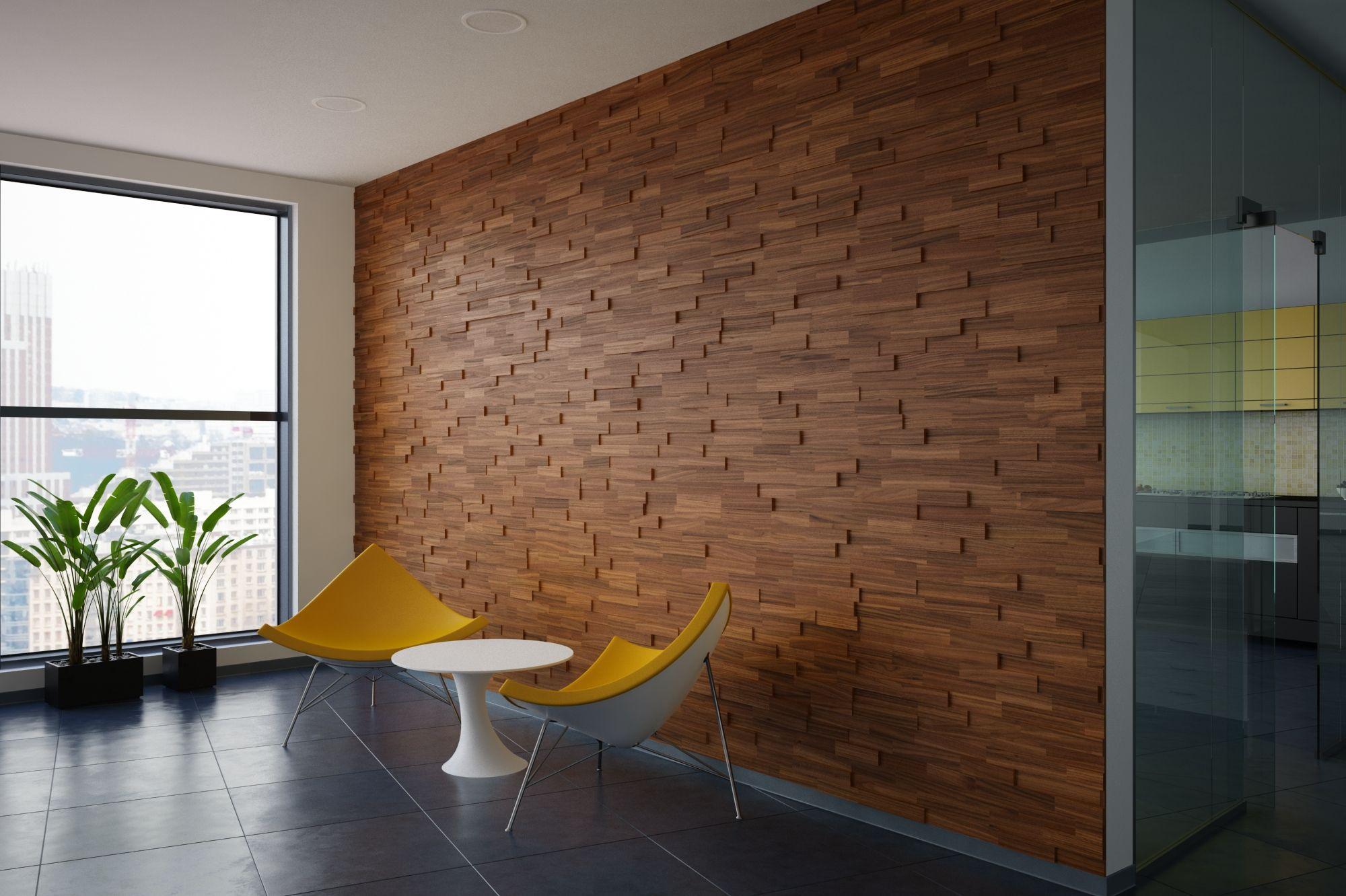 Mosaic Wood Paneling Gallery Interior Wall Panels By Walldecor