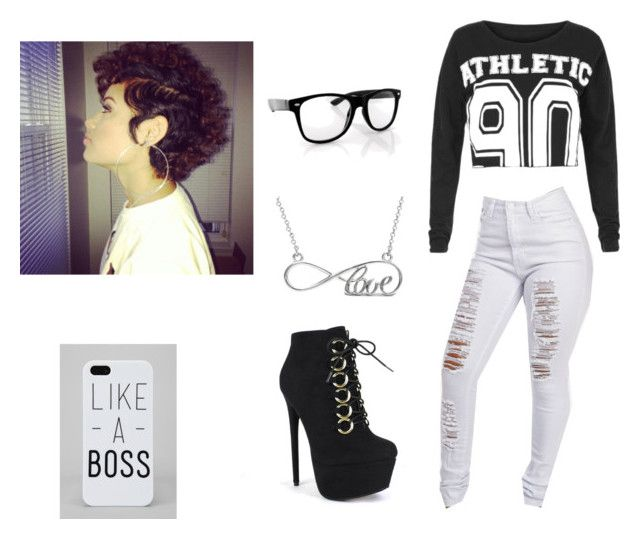 """""""the right way"""" by kendra-4ever ❤ liked on Polyvore featuring Lorna Jane, Fahrenheit and Allurez"""