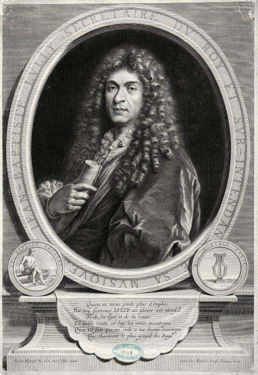Jean-Baptiste Lully was a Florentine-born French composer who spent most of his life working in the court of Louis XIV of France. He is considered the chief master of the French baroque style.