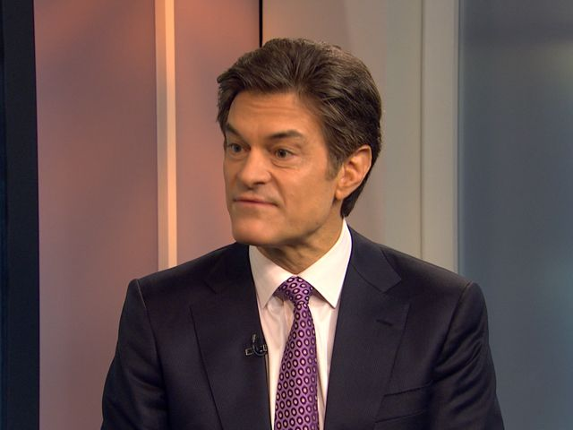 Dr. Oz's secrets to achieve dramatic weight loss