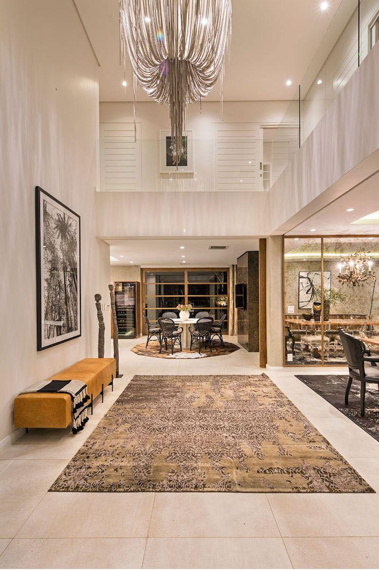 Lu0027orientation Et Le Design Du0027intérieur Feng Shui Du0027une Maison Du0027architecte. Hauteur  Sous PlafondDecoration ...