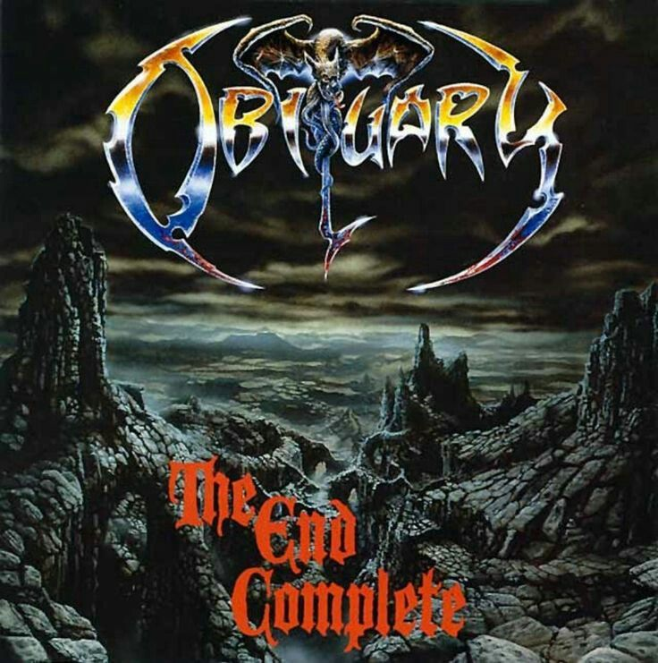Obituary - The End Complete | Album Covers | Metal albums
