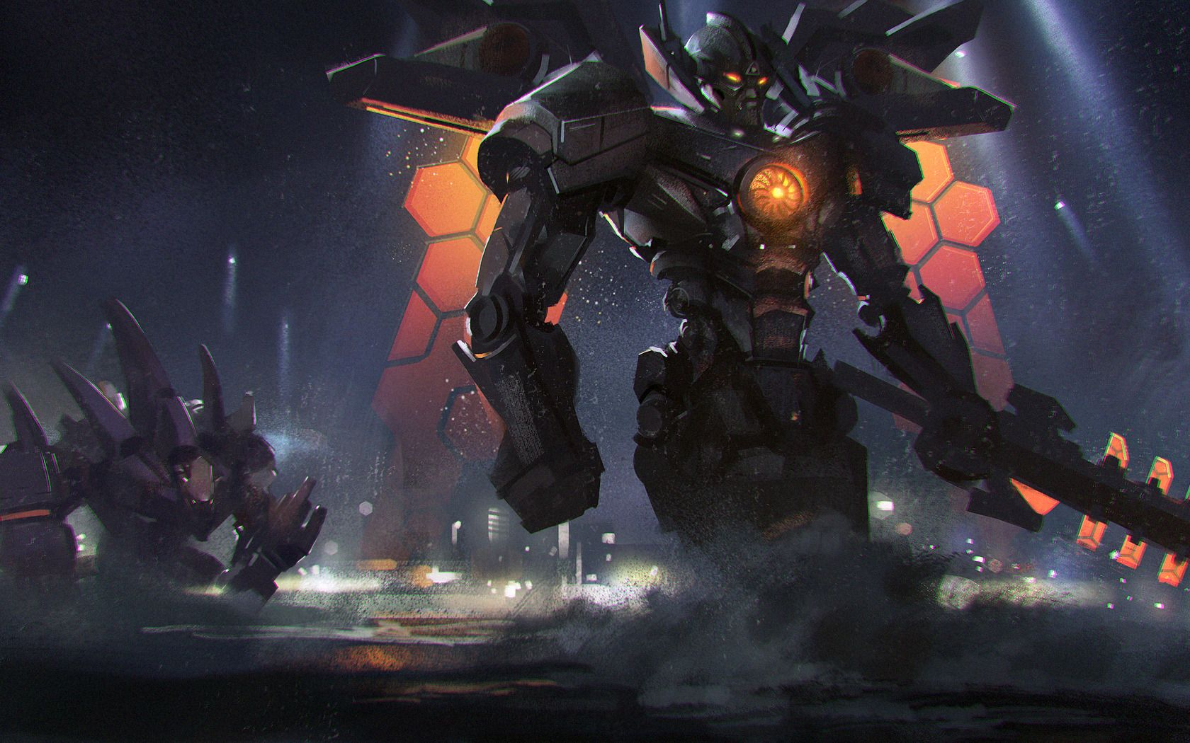 Download Hd Wallpapers Of 129026 League Of Legends Pacific Rim