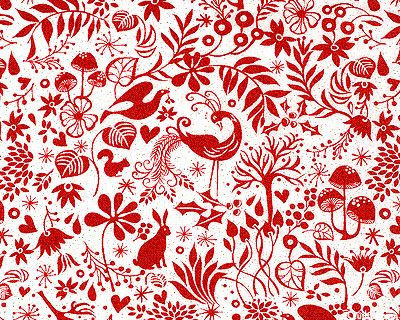 Equilter A New Take On A Tuffet Pattern By Aunties Two Patterns Scandinavian Fabric Christmas Fabric Holiday Fabric